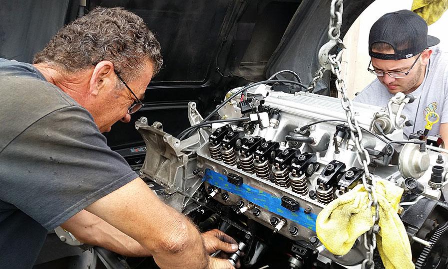 engine-install