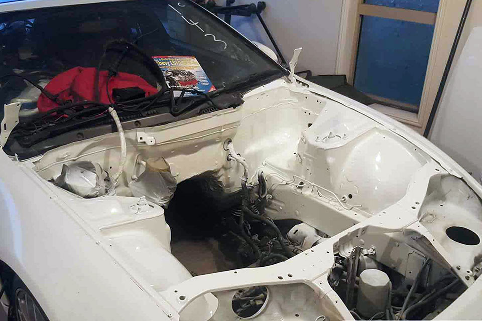 Alternate Supercars Engine Swap: LS1 Into Nissan 300ZX Supercar