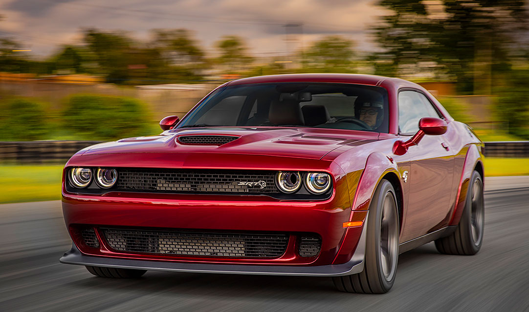 Alternate Supercars 2018 Challenger Srt Hellcat Widebody Brings The