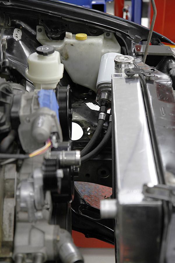 LS2 engine swap