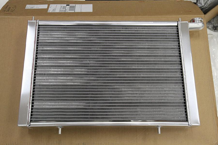 Hinson radiator kit