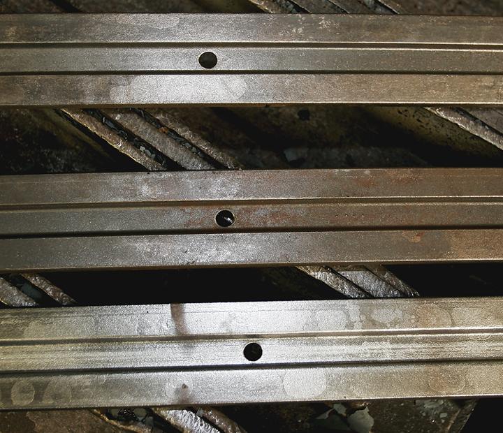 Eaton C1 rear springs